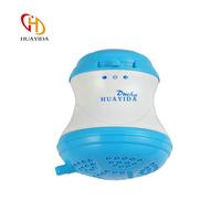 Instant electric water heater and shower head